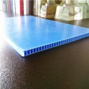 3mm 1.22x2.44m coroplast used for printing material