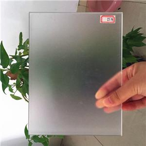 3mm matte frosted acrylic sheet