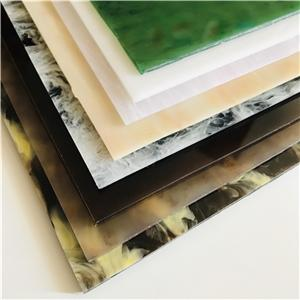 4ft x 8ft Marble Acrylic Sheet 3mm 5mm 8mm China Factory