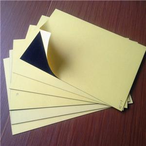 foam 1.5mm self adhesive paper PVC for photo album inner sheet