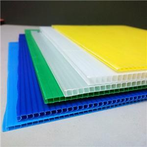 4x8 Coroplast Sheet/ carton plast/corrugated sheet