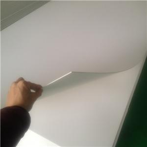 2mm High quality flexible plastic recycle PVC laminate sheet