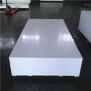 18mm 0.55 density pvc foam board for home decoration