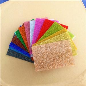 4ft x 6ft, 4ft x 8ft Glitter Acrylic Sheet 40 Colors