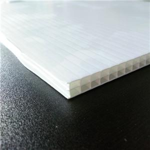 PP correx plastic corflute sheet/pp fluted board/pp layer pad
