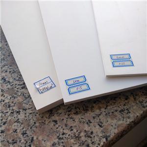 28mm 0.6 density pvc foam board for bathroom doors 1220x2440mm cut to size
