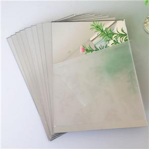 3mm thick anti-scratch mirror acrylic sheet for decoration 1220x2440mm