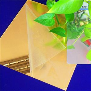 4ft x 6ft acrylic self adhesive gold mirror sheet acrylic silver mirrored sheet top quality wholesale
