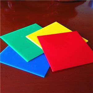 Acrylic Sheet Manufacturer Custom Color Transparent Acrylic Pmma Acrylic Sheet Panel
