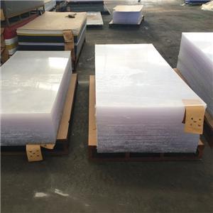 Extruded acrylic sheet, transparent flexible acrylic sheet, clear PMMA sheet