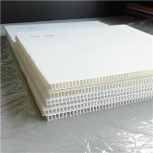 915mm x 1830mm PP Plastic Template for Construction Formwork Usage
