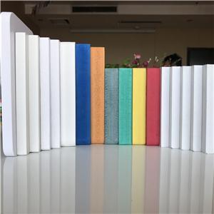 embossed pvc foam board white 6mm pvc rigid free foam board