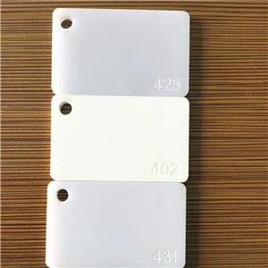 Different Thickness Acrylic Sheet Wholesale Plate 5mm White PMMA Sheet Cut to Size