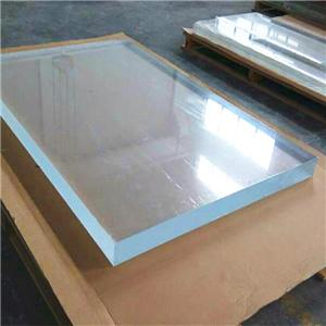 flexible clear cast transparent 3mm acrylic glass sheet price