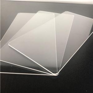3mm 1250 x 2450 transparent plexiglass acrylic sheet