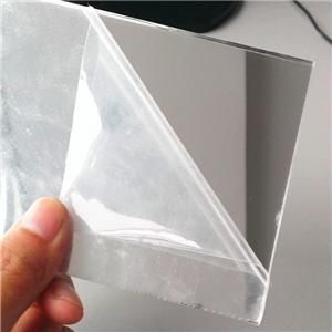 1mm 2mm 3mm self-adhesive acrylic mirror sheets