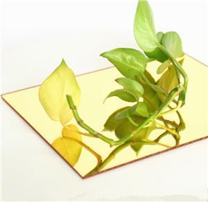 silver self-adhesive acrylic mirror sheets 122x244cm