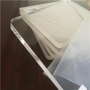 cell cast clear acrylic sheet 122x244cm