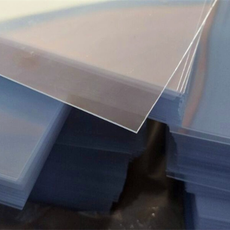 High quality clear PETG sheets PET sheet for face shield