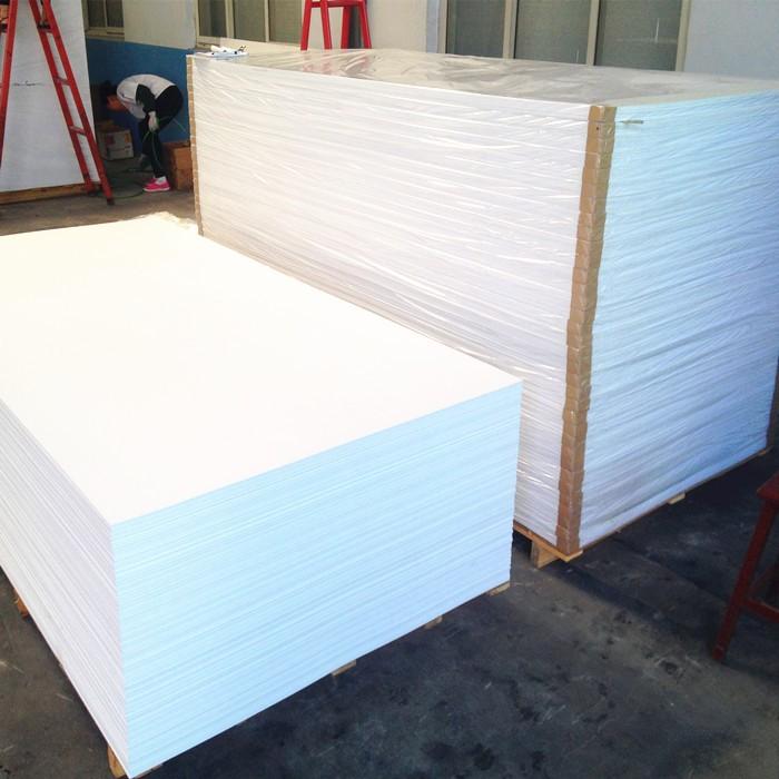 2mm 3mm 4mm 5mm white PVC foam boards 2050x3050mm