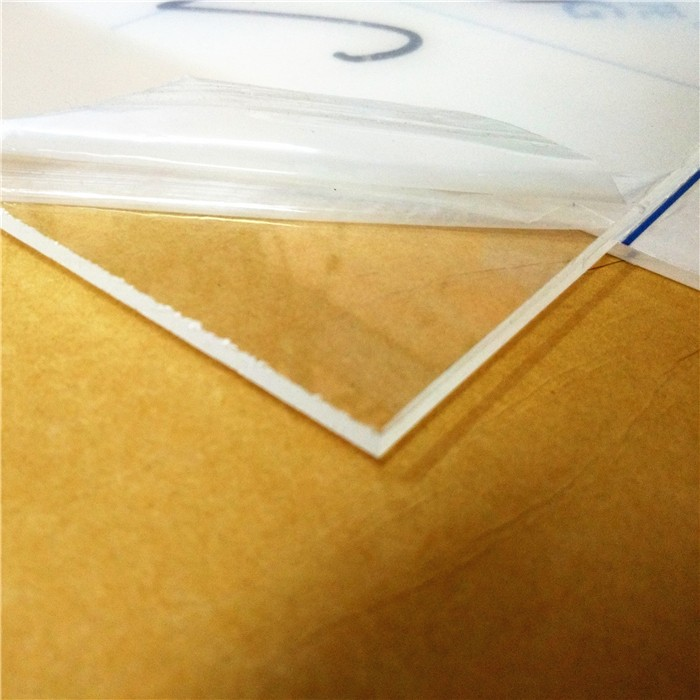 2mm 3mm clear and white Polystyrene sheet PS sheet