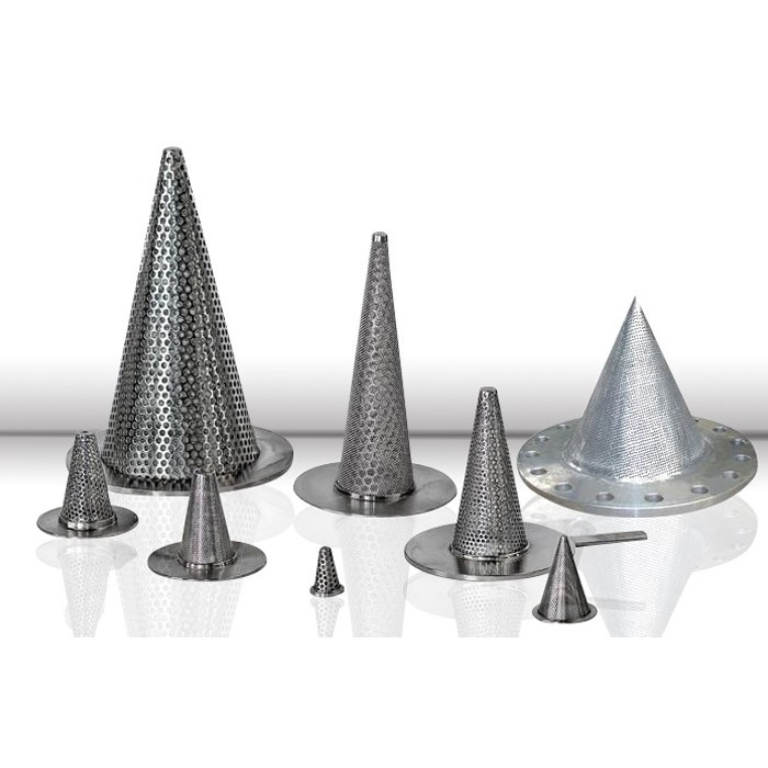 Cone-shaped Filter