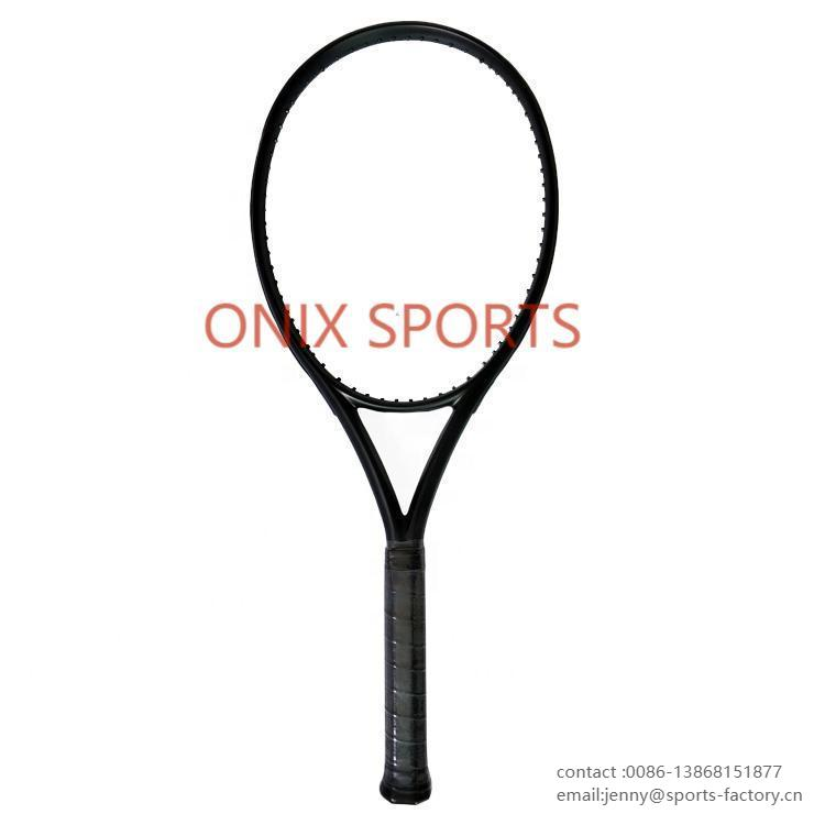 Full carbon tennis racket