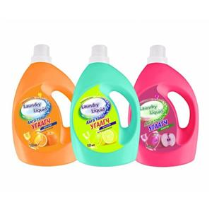 Baby clothes wash liquid detergent