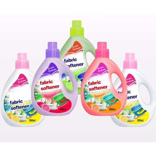 500ml 1L and 2L Fabric Softener fabric conditioner