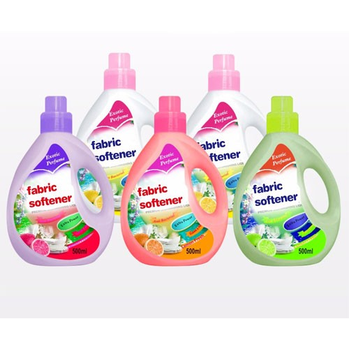 China 500ml 1L and 2L Fabric Softener fabric conditioner