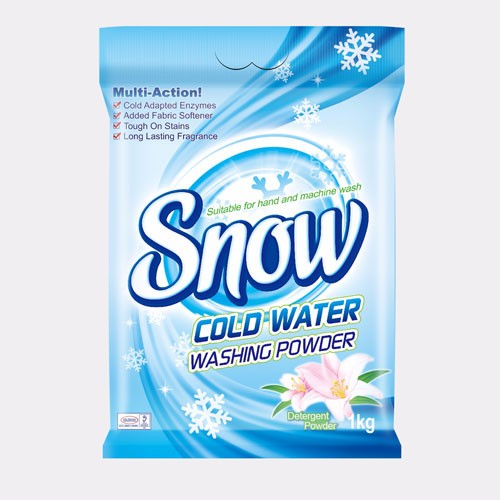 Soft Fresh Baby Cloth detergent laundry powder
