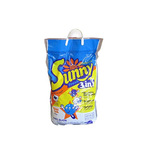 15kg bulk pack detergent powder for laundry