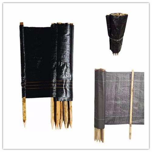 Silt Fence PP Woven Fabric