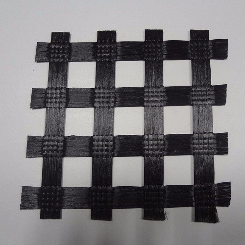 Polyester Warp Knitted Geogrid