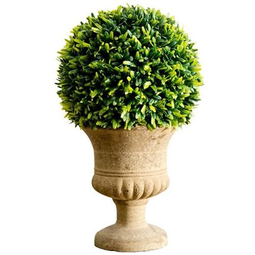 Artificial Epipremnum Aureum Pot