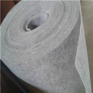 Industrial Needle Punched Wool Felt