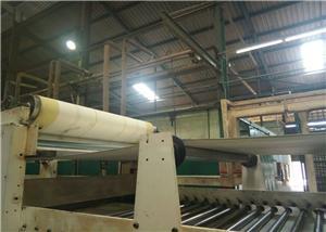 Double Facer Felt For BHS Corrugator line