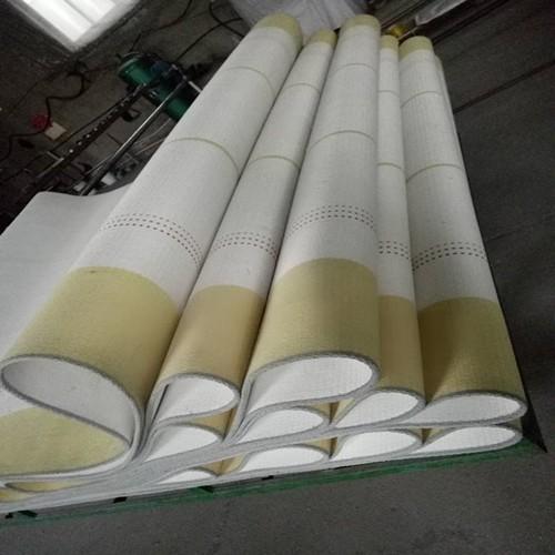 Corrugating Belt with Kevlar Edge