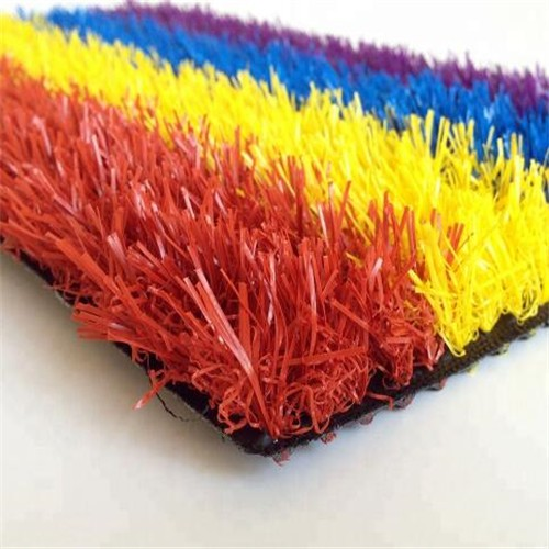 Muti-color Artificial grass turf