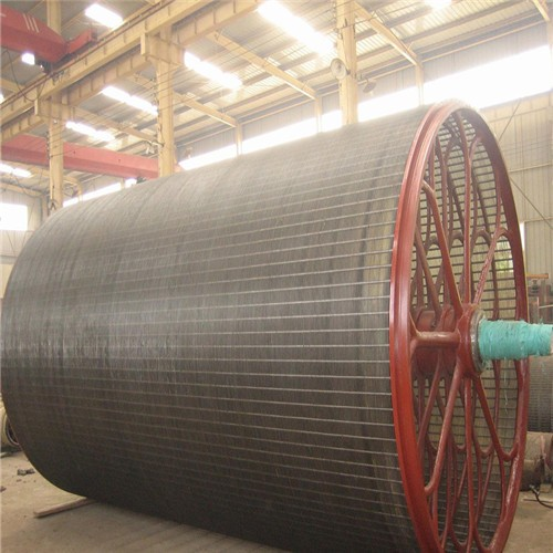 Paper Mill Cylinder Mould