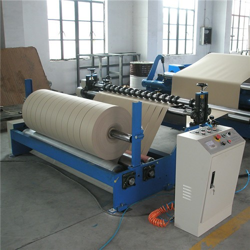 Under Paper High Speed Rewinding Machine