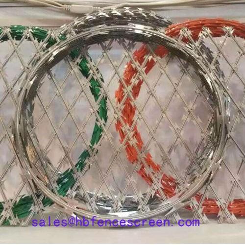 Supply Razor wire, Razor wire Factory Quotes, Razor wire Producers