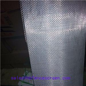 Aluminum Alloy wire mesh window Screen