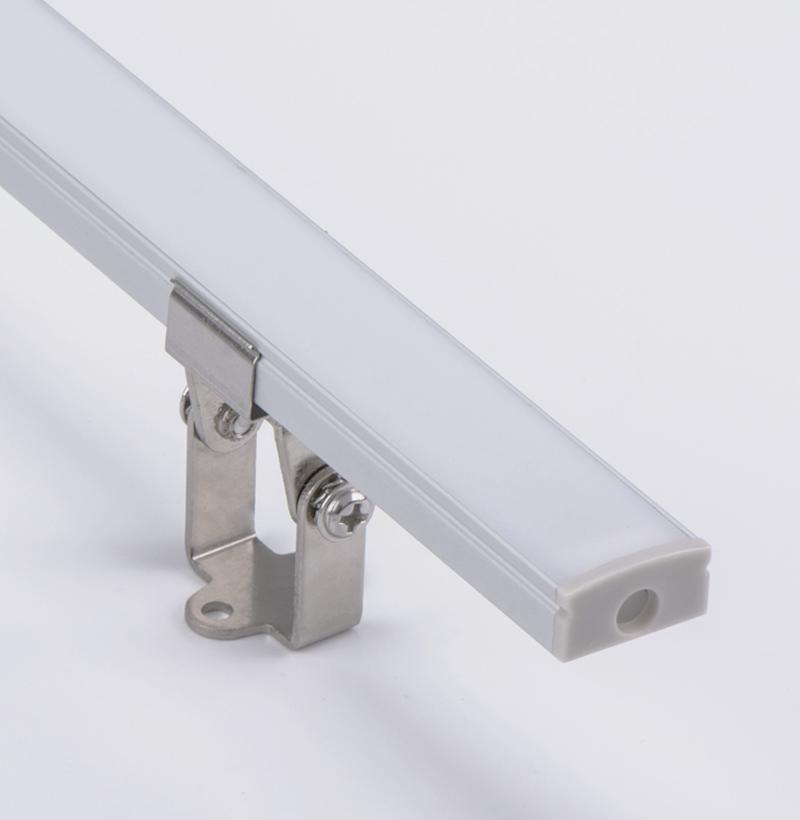 Dünnes und meistverkauftes quadratisches LED-Profil