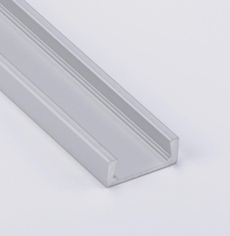 slim surface led extrusion