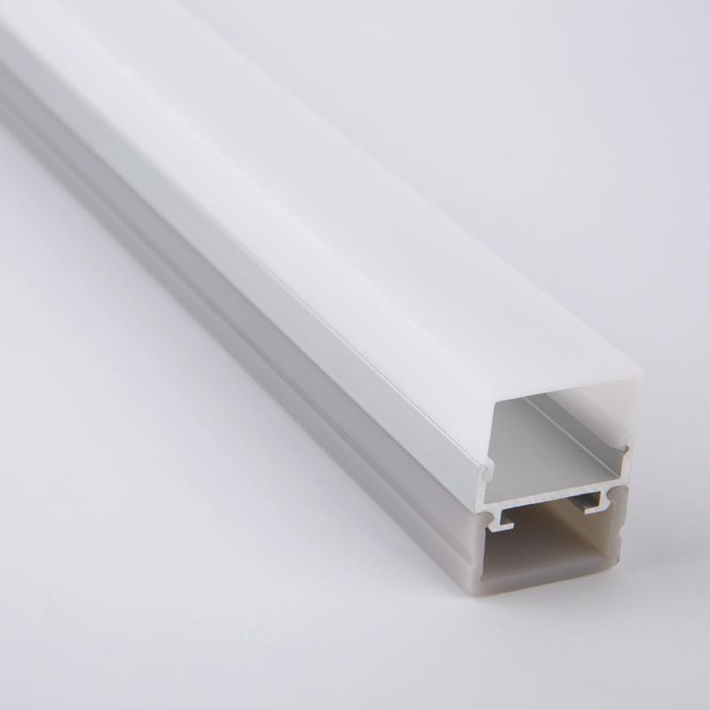 AT2N Surface Mount Led Aluminum Profile