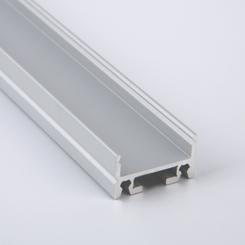 Suspended square led profile
