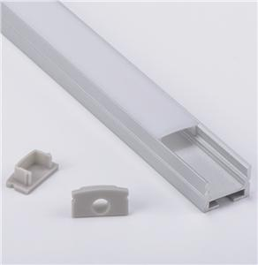 AS1N Surface Mount Led Aluminum Profile
