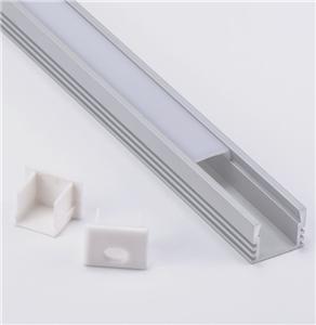 AS4 Surface Mount Led Aluminum Profile