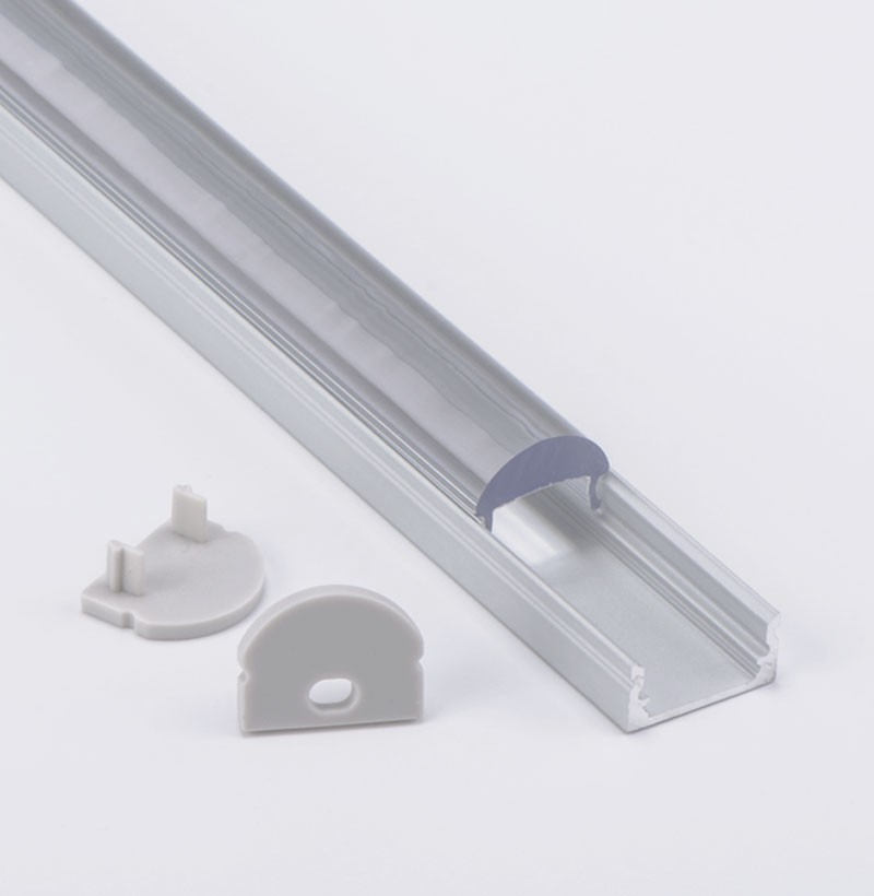 AL60 Surface Mount Led Aluminum Profile